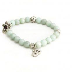 Amazonite Bracelet 8 mm