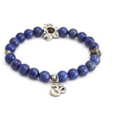 Lapiz Lazuli Bracelet 8 mm